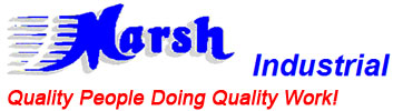 Marsh Industrial | Quality People Doing Quality Work!